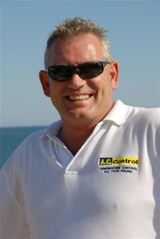 john lincoln director of ac control spain