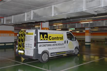 AC CONTROL AIR CONDITIONING COMPANY IN FUENGIROLA