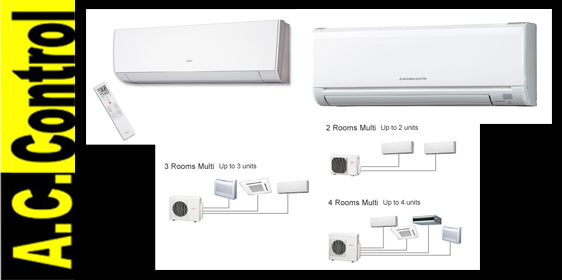 example domestic air conditioning units from ac control in the south of spain