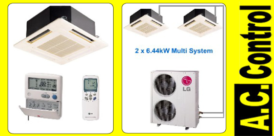 commercial installations nothing too big for ac control spain costa del sol