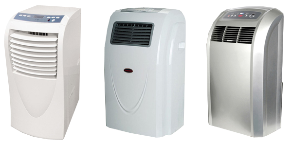 portable air conditioning units for rent on the costa del sol