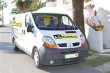 AC CONTROL AIR CONDITIONING COMPANY ON THE COSTA DEL SOL
